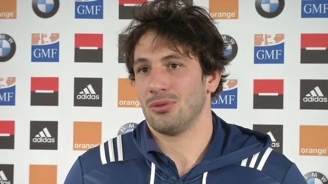 Rugby - Tournoi des 6 Nations - Bleus : Lamerat «Travailler l'agressivité»