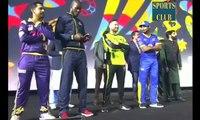 psl 2017 opening ceremony Ali Zafar,Shahzad, with Shaggy