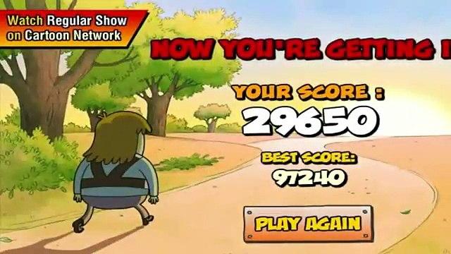 REGULAR SHOW - PLAY RIDE EM RIGBY ᴴᴰ - REGULAR SHOW GAME ONLINE