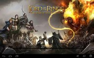 Властелин колец / Lord of the Rings Legends of Middle earth for Android and iOS GamePlay