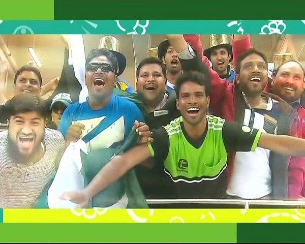 PSL 2017: Peshawar Zalmi vs Islamabad United Part 2