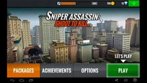 Sniper 3D Assassin: Shoot to Kill - for Android and iOS GamePlay