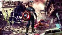 Paw Patrol Spiderman Marvel Super Heroes Captain America Hulk Finger Family Songs Nursery Rhymes