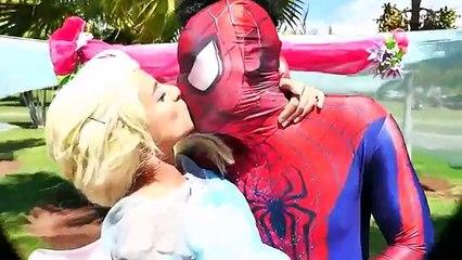 Siêu nhân nhện và nữ hoàng băng giá : Nhung phut giay vui nhon - Phan 5