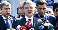 Abdullah Gül'den İhraç Yorumu: Çok Rahatsız Edici ve Çok Vicdan Yaralayıcı