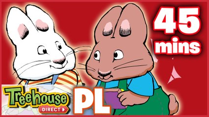 Max i Ruby: Przyjaźń Kompilacja! | Po Polsku