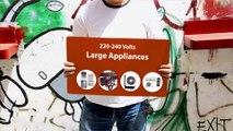 Buy 220 - 240 Volts Electronic Appliances Online - WorldWideVoltage.com