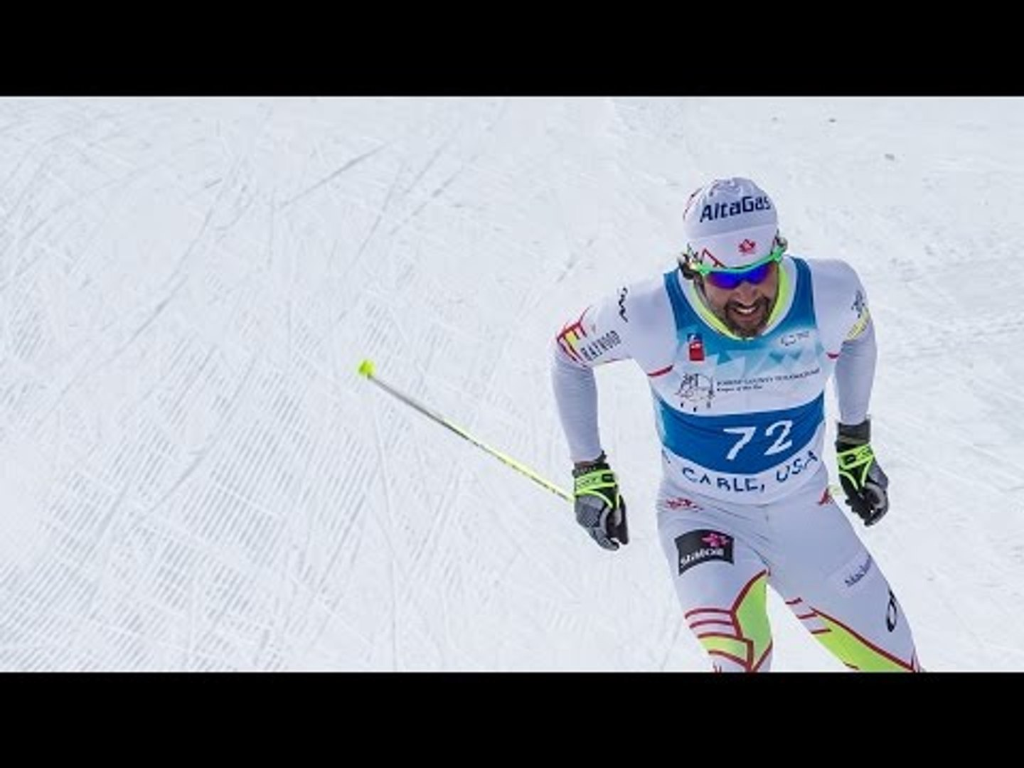 Highlights Day 2 Cross-Country long distance 2015 IPC Nordic Skiing World Championships Cable