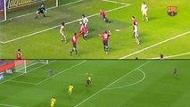 Barcelona compara golaços de Neymar e Ronaldinho Gaúcho pelo clube