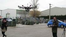 Avignon : Enedis teste des drones pour surveiller son réseau