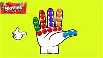 Скитлс конфеты Радуга рук-как сделать руки конфеты сюрприз яйца и забавные детские игрушки