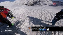 GoPro run Lorraine Huber - Vallnord-Arcalís FWT17 - Swatch Freeride World Tour 2017