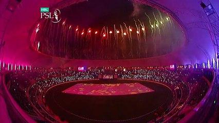 Opening Ceremony PSL2017 firework