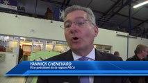 Hautes-Alpes : Yannick Chenevard, le vice-président de la région PACA en visite dans le département