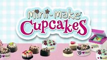 John Adams - Mini-Make Cupcakes / Stwórz Babeczki - TV Toys