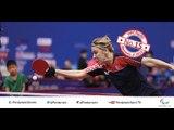 No. 15 Sandra Paovic wins at 2015 ITTF Para-Table Tennis World Championship