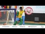 No. 27 Brazil win historic goalball gold