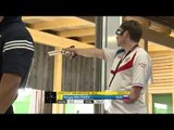 P1 men's 10m air pistol | 2014 IPC Shooting World Championships
