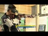 R4 men's 10m air rifle standing | 2014 IPC Shooting World Championships