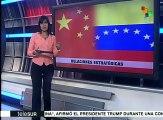 China asegura que Venezuela cumple sus compromisos financiero