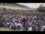 TNT surchauffe le PARC DES SPORT aux assises de la Jeunesse