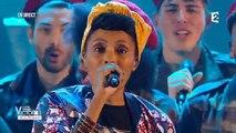"""Victoires de la musique : La chanteuse Imany interrompt sa chanson pour demander """"Justice pour Théo, pour Adama"""""""