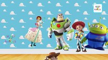 Toy Story Cartoon Finger Family Songs | Toy Story Daddy Finger | Children Animation Rhymes For Kids