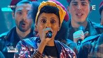 """Victoires de la musique: La chanteuse Imany interrompt sa chanson pour demander """"Justice pour Théo, pour Adama"""""""
