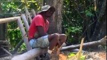 EN LA ISLA CON BEAR GRYLLS | Discovery / Hombre T3x04