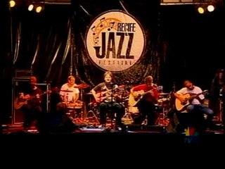 Noise Guitar, Recife Jazz Festival 2007 Brasil, Tema 3