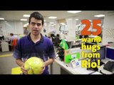 Rio 2016 celebrates the International Paralympic Committee's 25th anniversary!