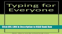 [Popular Books] Typing for Everyone (Arco Typing   Keyboarding for Everyone) Full Online