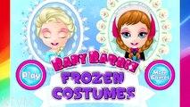 Disney Princess Frozen - Baby Barbie FROZEN Costumes - Disney Princess Games