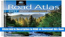 BEST PDF Rand McNally 2017 Large Scale Road Atlas (Rand Mcnally Large Scale Road Atlas USA) Book