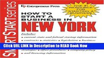 [Popular Books] How to Start a Business in New York (How to Start a Business in New York (Etrm))