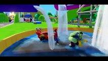 Disney Cars Incy Wincy Паук с Spiderman Детские Детские песни и кино