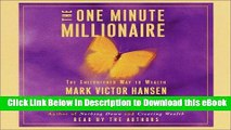 EPUB Download The One Minute Millionaire: The Enlightened Way to Wealth Online PDF