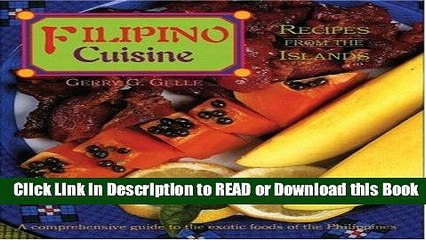 Philippines Cuisine Resource | Learn About, Share and Discuss