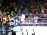 WWE Smackdown Live Tour Bercy - Entrée Torrie Wilson