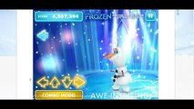Frozen Disney Dancing Game new - Olafs Fancy Footwork