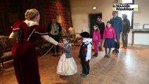 VIDEO (41) :La révérence redevient à la mode au château de Talcy