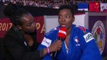 Judo - Paris Grand Slam : Tcheuméo «Quand la tête est là, tout est possible»