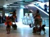 Danse polynesienne à la Défense