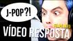 Felipe Neto - Resposta - REAGINDO A J-POP - Saca só Isso