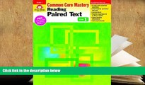 PDF [DOWNLOAD] Reading Paired Text, Grade 1 (Reading Paired Text: Common Core Mastery) Evan Moor