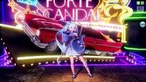 【PDA-FT PV】Piano x Forte x Scandal / ピアノ×フォルテ×スキャンダル  feat. Hatsune Miku (Snow Miku 2017)[初音ミク:雪ミク 2017] 720p 60fps HD