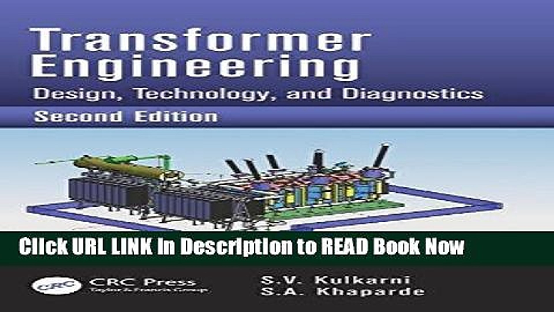 Get The Book Transformer Engineering Design Technology And Diagnostics Second Edition Read Video Dailymotion