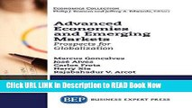 [Popular Books] Advanced Economies and Emerging Markets: Prospects for Globalization Full Online