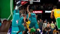 1- NBA 2K17 : Barack Obama claque des dunks spectaculaires