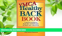 FREE [DOWNLOAD] YMCA Healthy Back Book YMCA of the USA For Ipad